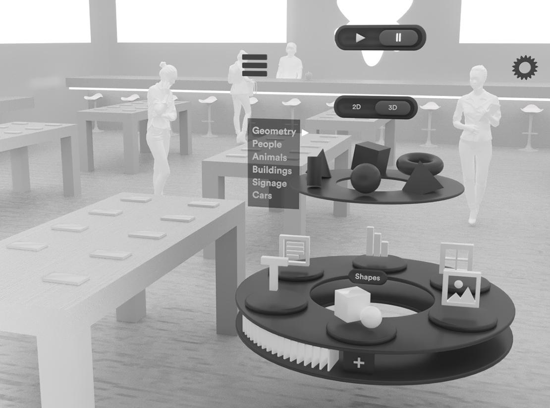 Apple: XR Presentation Tool